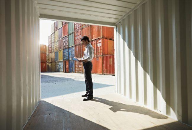 microsserviços e containers