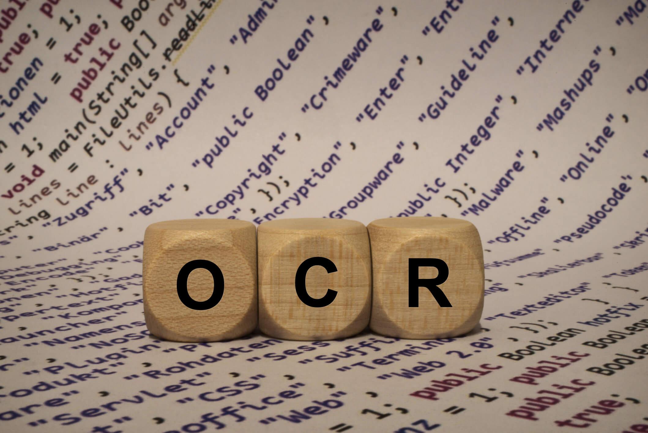 Reconhecimento ótico de caracteres (OCR): o que é, como funciona e mais!